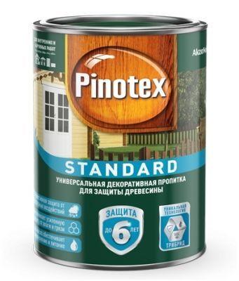 Пропитка Pinotex Standart 0,9 л