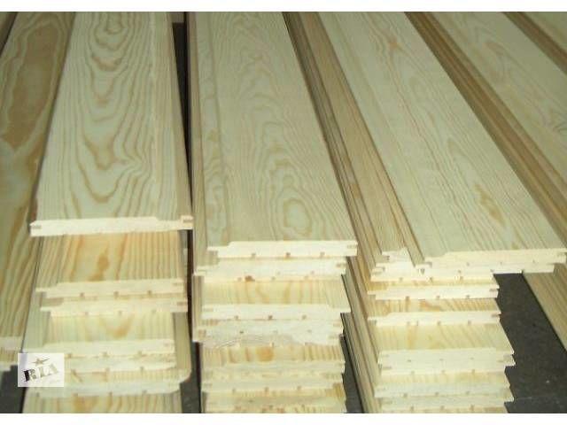 Вагонка деревянная липовая для Бани 90х14х1000мм Сорт С