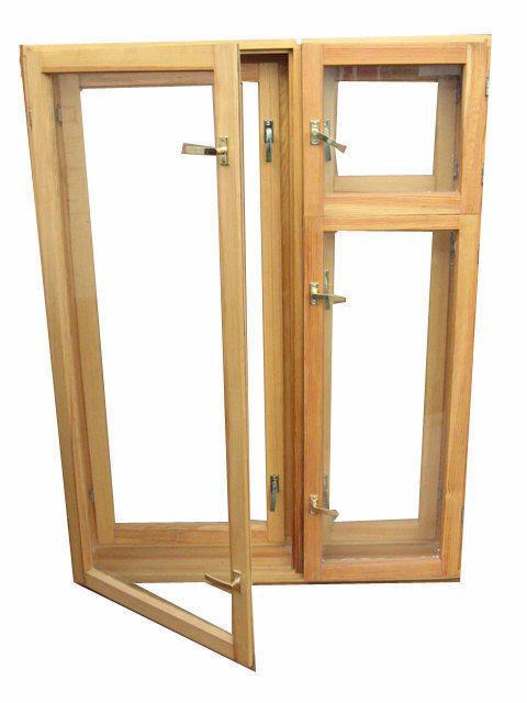 Окно деревянное зимнее, размер: 1*1,5 м