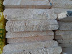 Наличник деревянный без сучков 140*2200 мм