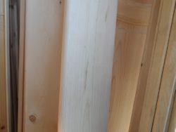 Наличник деревянный без сучков 140*3000 мм