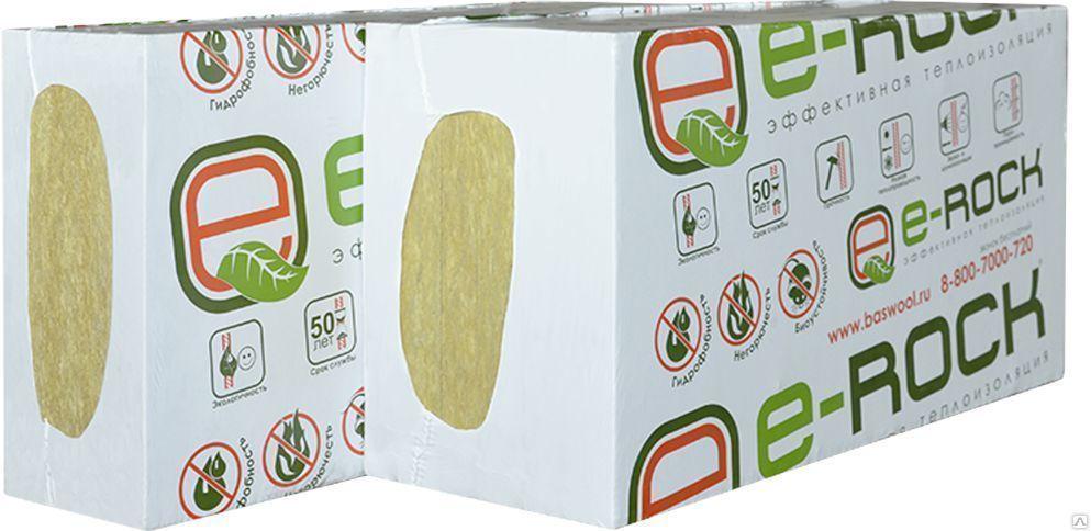 Утеплитель Ecorock плитный 505,76 м2