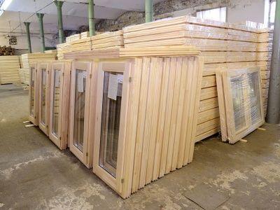Окно деревянное террасное с одинарным остеклением, летнее, размер: 0,5*0,7