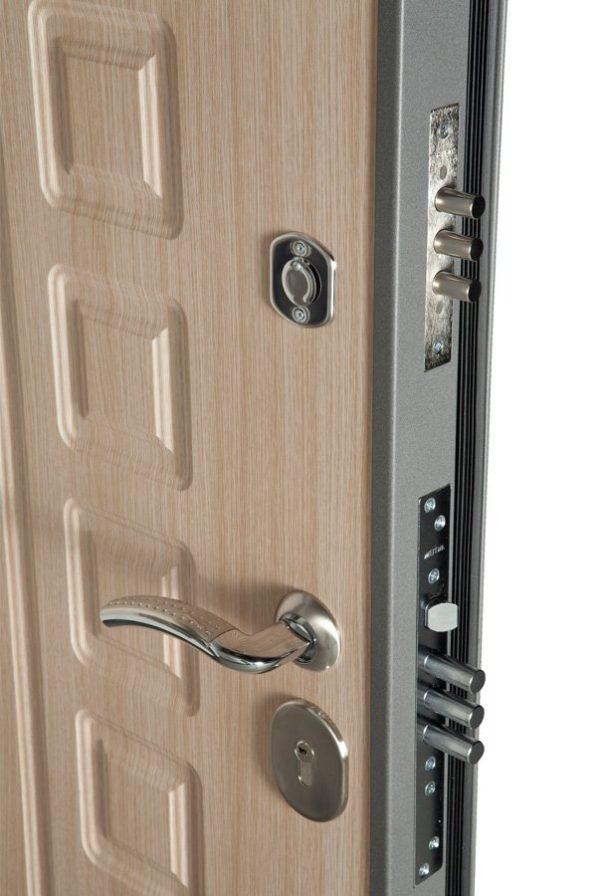 "Дверь металлическая ""Йошка-Сандал""""67мм 860х2050 и 960х2050"